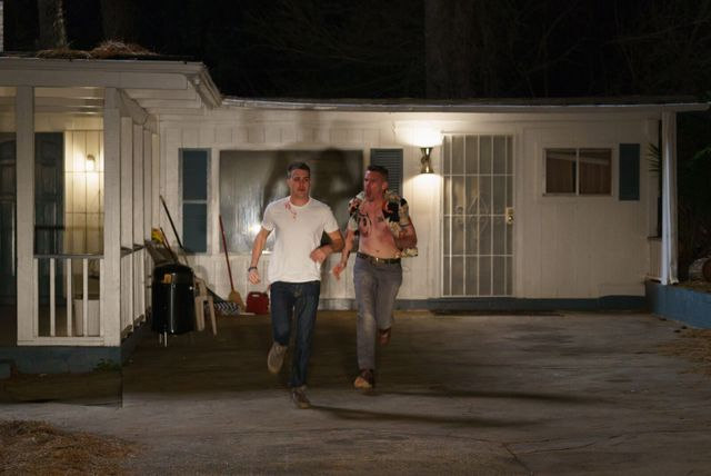 The Phenom movie review - Johnny Simmons and Ethan Hawke