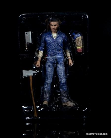 The Walking Dead Lee Everett McFarlane Toys figure -in plastic tray