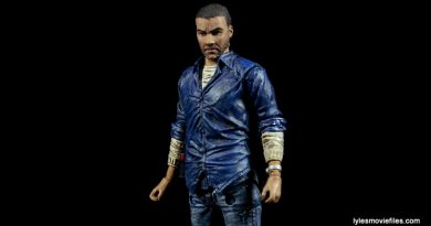 The Walking Dead Lee Everett figure review