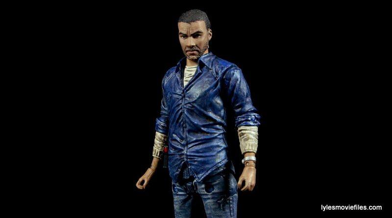 The Walking Dead Lee Everett McFarlane Toys figure -main pic