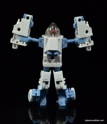 Transformers Masterpiece Bumblebee review - Spike rear