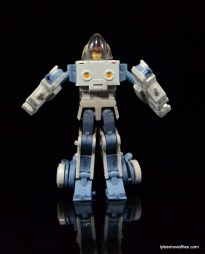 Transformers Masterpiece Bumblebee review -Spike straight