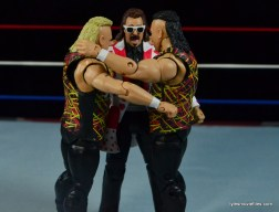 WWE Nasty Boys Elite 42 -huddling with Jimmy Hart