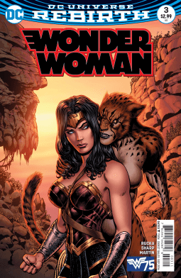 Wonder Woman issue 3