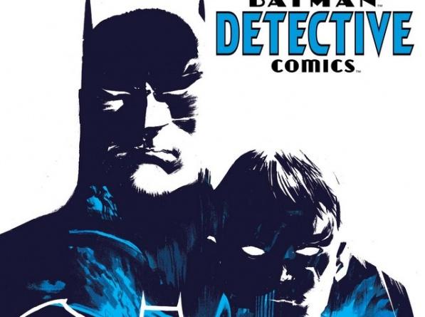 Detective Comics #939 review - variant cover