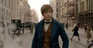 New Fantastic Beasts and Where to Find Them trailer looks magical