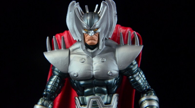 Marvel Legends Stryfe figure review - main pic
