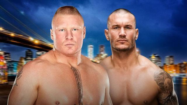 WWE SummerSlam 2016 predictions - Brock Lesnar vs Randy Orton