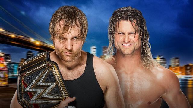 WWE SummerSlam 2016 predictions - Dean Ambrose vs Dolph Ziggler