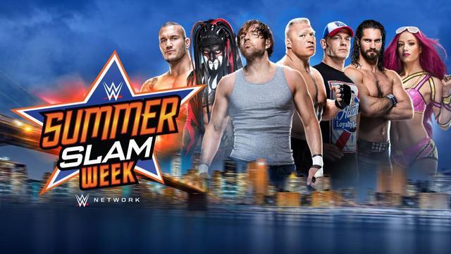 WWE SummerSlam 2016 predictions - main SummerSlam stars