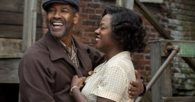Fences trailer gives first look at Denzel Washington's award contender