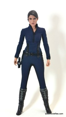 Hot Toys Maria Hill figure -straight