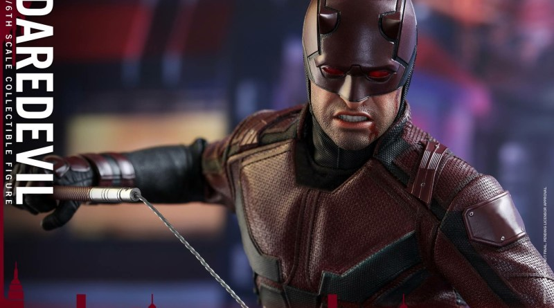 Hot Toys Netflix Daredevil promo pics revealed, pre-order info
