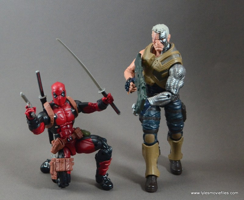 marvel-legends-cable-figure-review-action-pose-with-deadpool