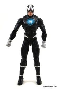 Marvel Legends Havok figure review - straight