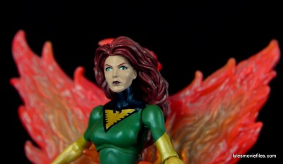 Marvel Legends Phoenix figure review -with flame effect