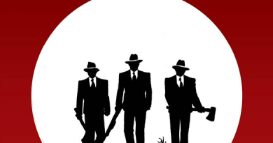 Brian Azzarello and Eduardo Risso reunite for Image Comics' Moonshine