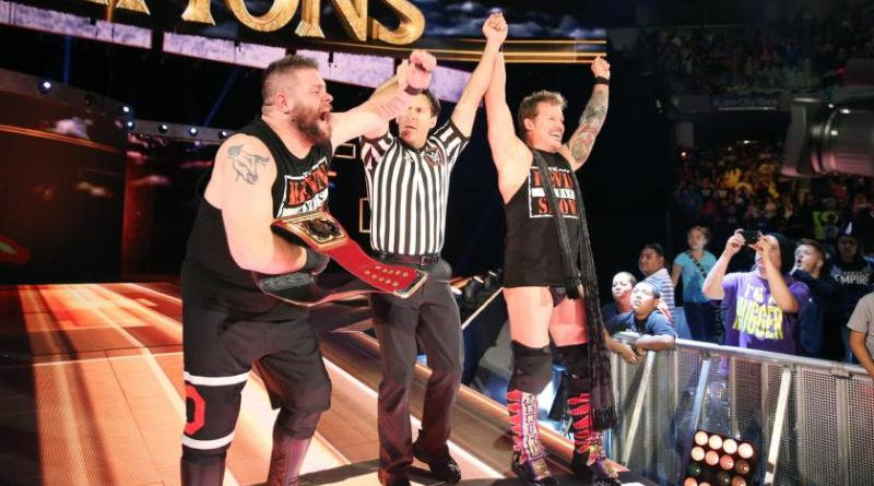 wwe-clash-of-champions-kevin-owens-and-chris-jericho