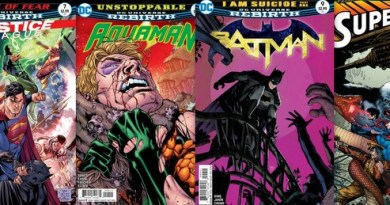 DC Comics reviews 10/19/16 – Superman #9, Batman #9, Green Arrow #9
