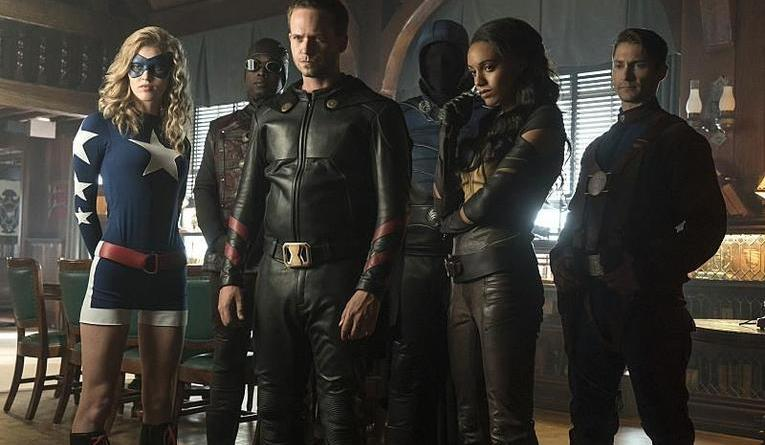 Legendsof Tomorrow: Justice Society of America review, S2, Ep. 2