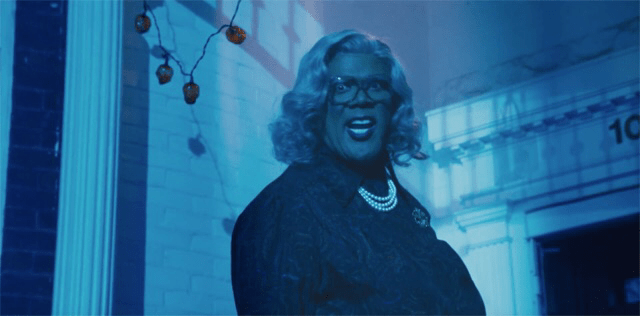 Tyler Perry and Madea put box office title out of Cruise's reach