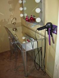 DIY hair appliance holder   Lynda Makara