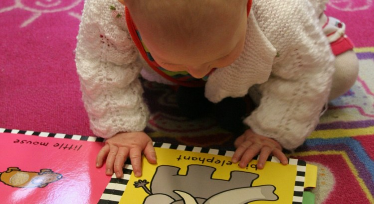 Mistakes while shopping for baby books