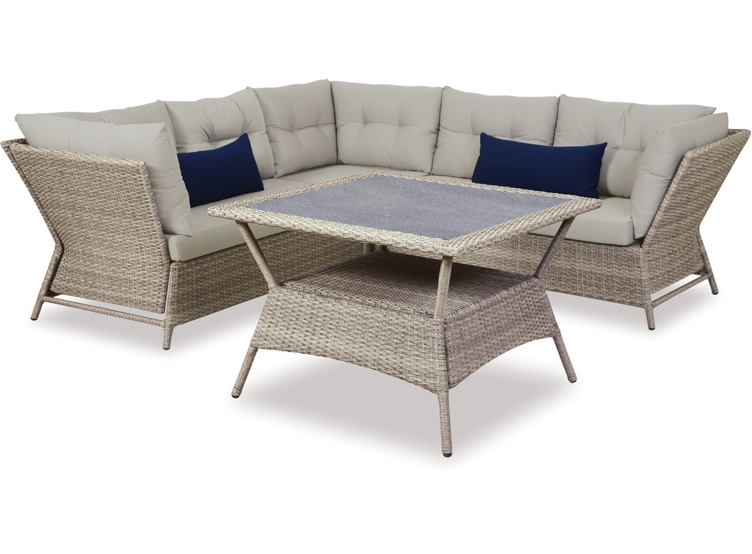 Outdoor Lounge Nz Cocoon 4 Pce Outdoor Lounge Suite