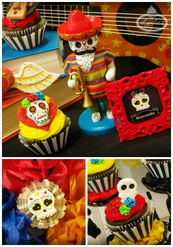 the book of life cake cake by ral