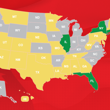 Only 5 states have enacted laws to protect against surprise medical bills.