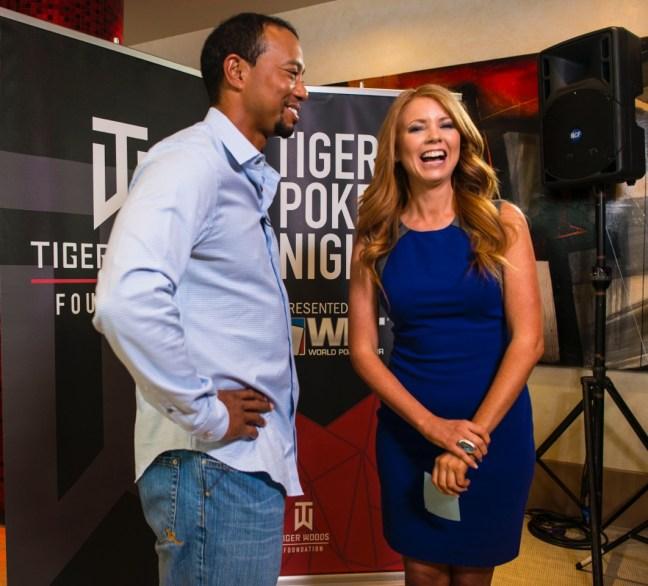 Lynn Gilmartin Tiger Woods