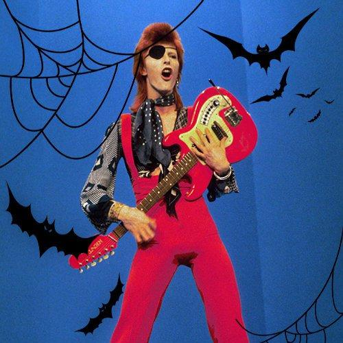 bowieween