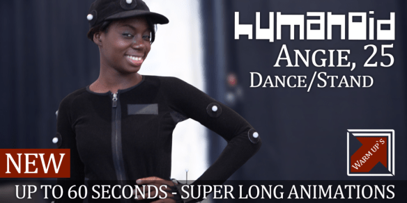 New dances from Humanoid!