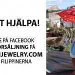 Lars Wallin Jewelry - Katastrofhjälp till Filippinerna
