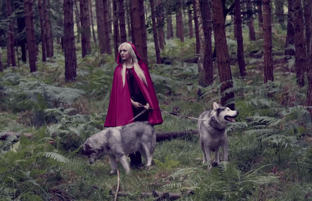 Cherry Coloured Coat Music Video By Philippa Hanna
