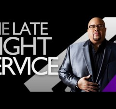 Fred Hammond & Jason Nelson Headline The Late Night Concert | Birmingham UK