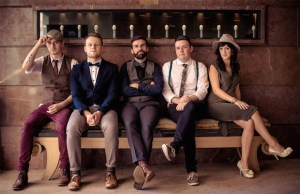 Rend Collective Experiment Top Charts With The Art Of Celebration