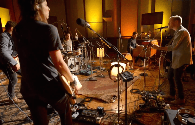 NEEDTOBREATHE - The Making Of Rivers In The Wasteland
