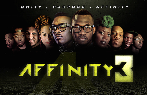 Birmingham's GL30 Present Live Event | Affinity 3 - 15 Acts... 1 Stage