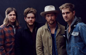NEEDTOBREATHE To Release 1st Live Album Live From The Woods