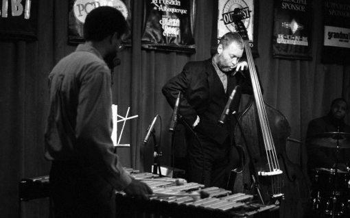 Dave Holland Quartet | February 15, 1997 | Photo by Mark Weber