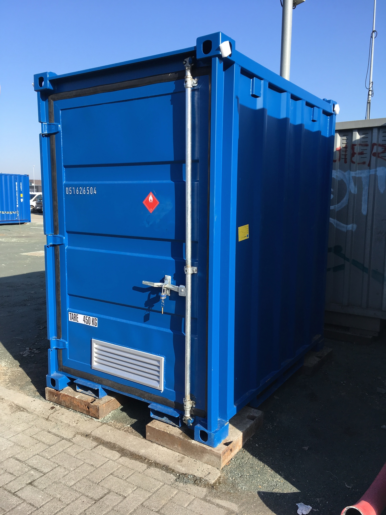 Kleine Container Small Environmental Container References Mechanic International