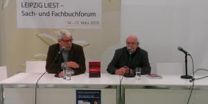 Dr. Steffen Hultsch (re) und Michael Reimann (Li)