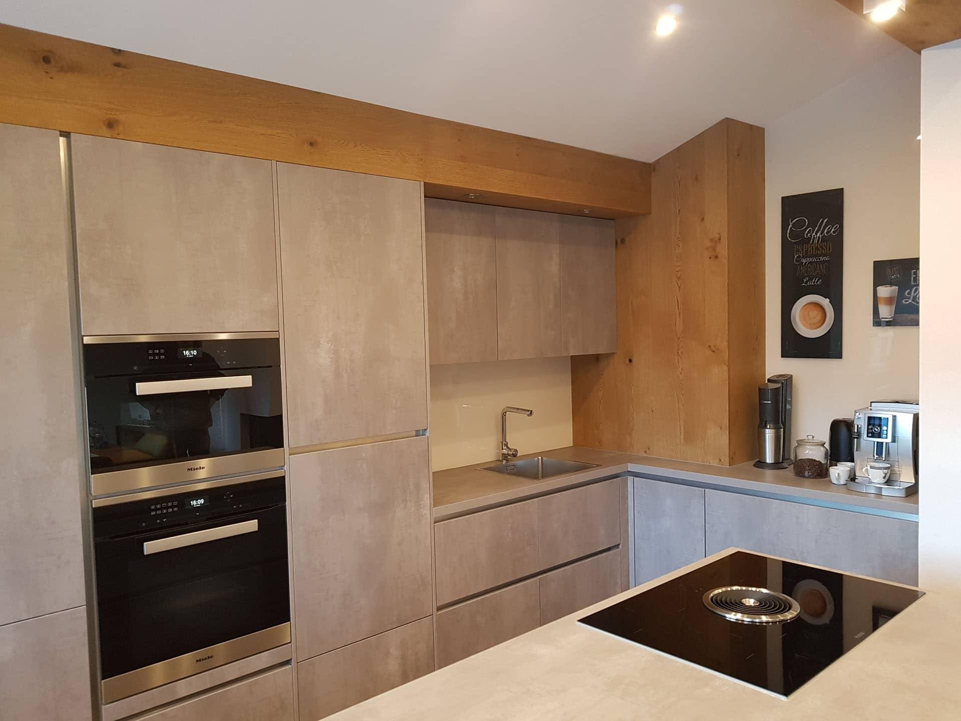 Küche In Betonoptik | flashsms