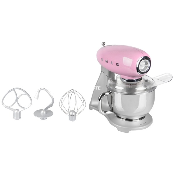 Hape Küchenmaschine Smeg Küchenmaschine Rosa - The Homey Design