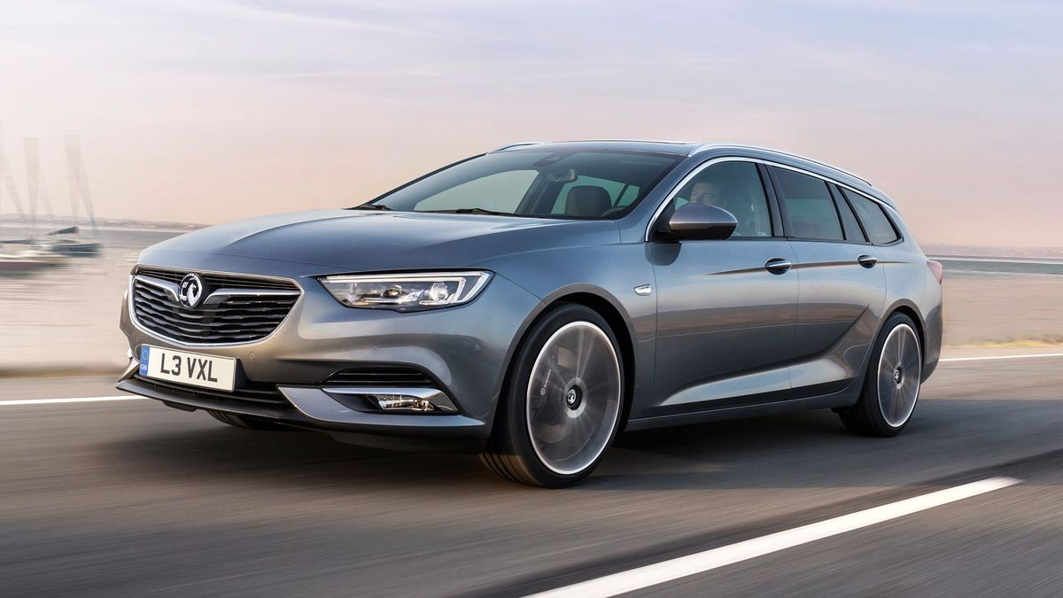 Vauxhall Insignia 2018 Vauxhall Reveals New 2017 Insignia Sports Tourer Auto Trader Uk