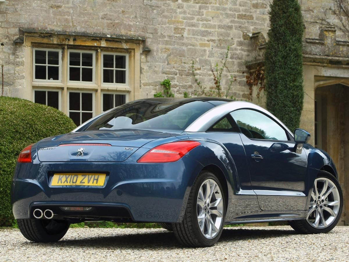 Coupe Peugeot Peugeot Rcz Coupe 2010 2012 Review Auto Trader Uk