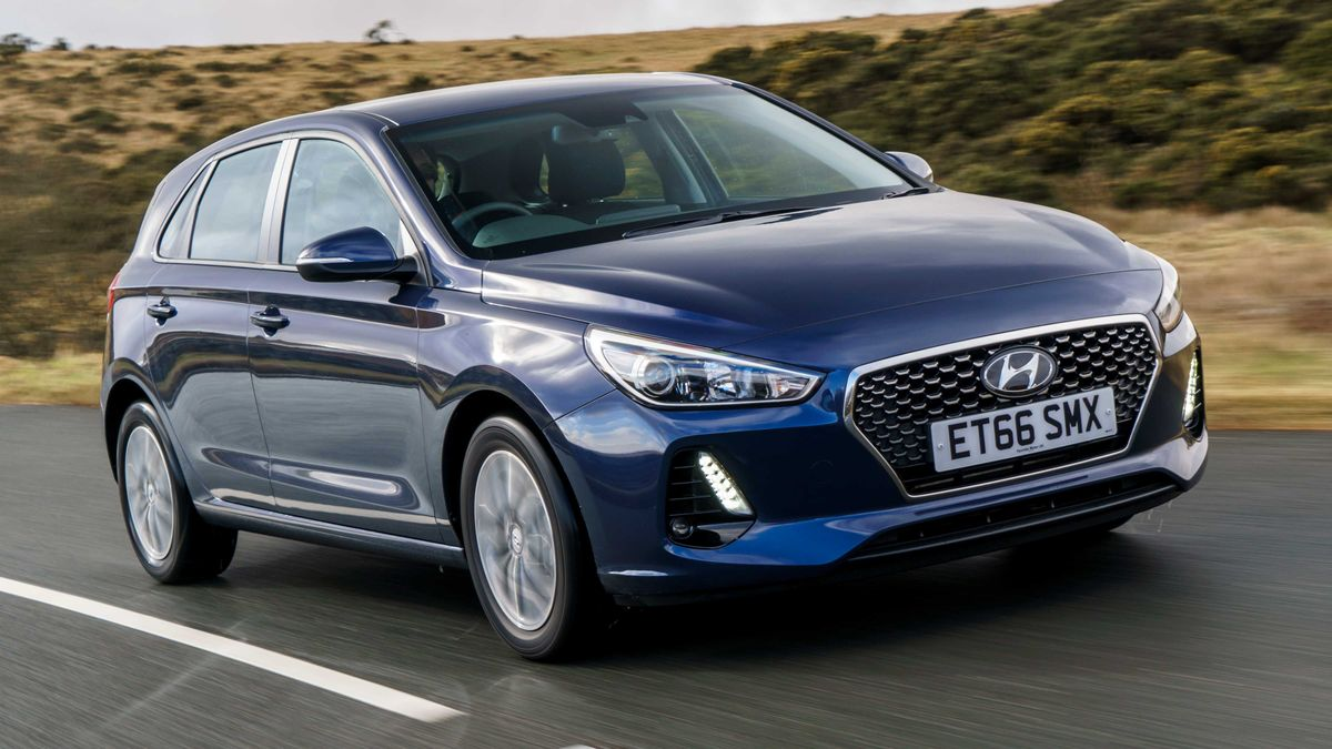 Hyundai I30 Wagon Interieur Hyundai I30 Hatchback 2017 Review Auto Trader Uk