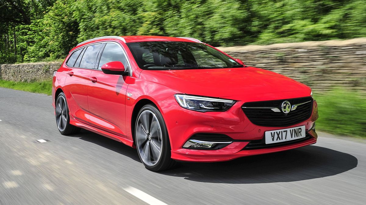 Vauxhall Insignia 2018 Vauxhall Insignia Sports Tourer 2017 Review Auto Trader Uk