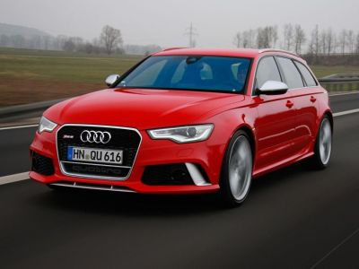 Audi RS6 Avant Estate (2008 - ) review | Auto Trader UK